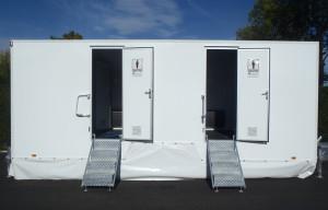 extérieur caravane sanitaire VIP