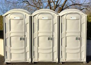 extérieur cabine sanitaire mixte