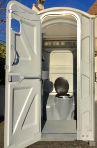 intérieur cabine sanitaire mixte